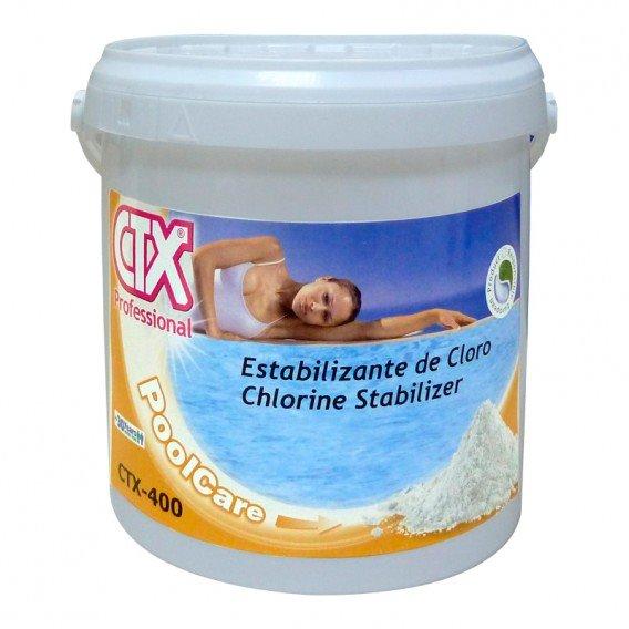 Estabilizador de cloro ClorProtect CTX-400