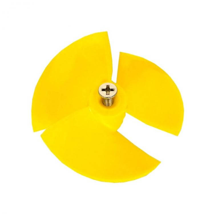 Hélice turbina amarilla Dolphin 9995269
