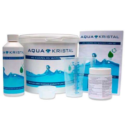 Kit Aquakristal Cubo Pequeño