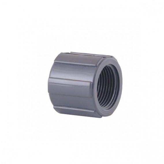 Manguito enlace PVC para brazos colectores