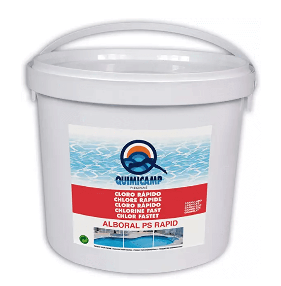 Quimicamp 202205 - Alboral rapid granulado 5kg