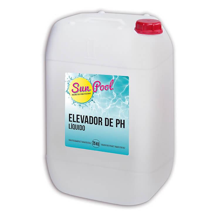 Sun Pool SU5625 - elevador liquido pH, 25 Kg