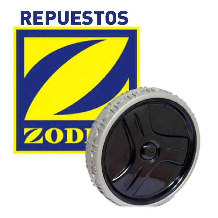 Rueda limpiafondos vortex 3 4wd 4 4wd zodiac recambios for Limpiafondos precios